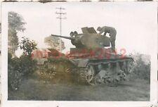 Foto, Wehrmacht, russischer Tank in Brest Kobryn, Russland, 1942 (W)1223