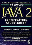 NEW - The Complete Java 2 Certification Study Guide