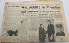 The Sporting News Newspaper   Ted Lyons  January 21, 1943     101014lm-eB2