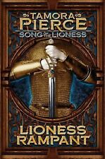 Lioness Rampant 4 by Tamora Pierce (2014, Hardcover) NEW