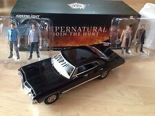 Greenlight Supernatural NYCC SDCC Exclusive Figur 1967 Chevrolet Impala 1:18