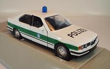 Schabak 1/43 BMW 535i Polizei OVP #1213