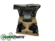 1998-2002 Dodge Ram 1500 2500 3500 Tan Instrument Panel Cup Holder OEM NEW MOPAR