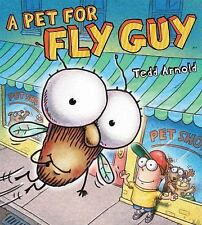 A Pet for Fly Guy by Tedd Arnold (2014, Picture Book)
