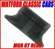 MGB GT Rear seat Covers All years Black/Black  piping