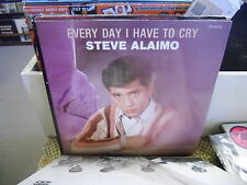Steve Alaimo Every Day I Have To Cry vinyl LP 1984 Chess Records EX