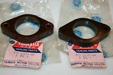 NOS Yamaha snowmobile intake manifolds 1974 gpx433 carburetor joints 879-13585