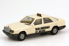 1:87 Mercedes-Benz 300E W124 Taxi Taxi-Zentrale 20555 - herpa 4004