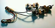 Rickenbacker 4001/4003 Bass Wiring Harness w/Vintage Tone Option - ROS