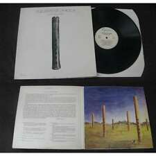 GUILLERMO DE LA ROCA - Flute Des Andes LP Lyrion Folk World Music