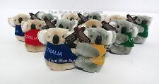 24x Australian Souvenir Koala Clip-on - Boomerang Design