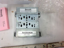 Rexroth R432032639 Multistation Manifold Pneumatic Valve  . NEW IN BOX