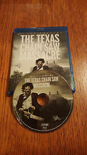 THE TEXAS CHAINSAW MASSACRE BLU RAY DVD IN GOOD USED CONDITION