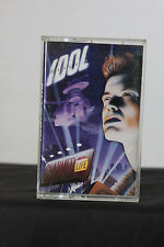 Charmed Life by Billy Idol  Cassette 1990, Chrysalis Records