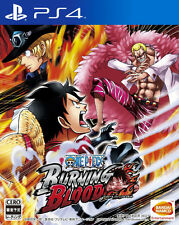 One Piece: Burning Blood (CHN) (PS4)