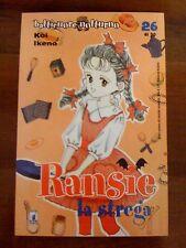 Ransie La Strega - Batticuore Notturno di Koi Ikeno N.26 Ed. Star Comics