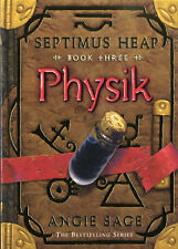 Physik (Septimus Heap), Sage, Angie, New Book