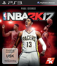 Playstation 3 Spiel: NBA 2k17 PS-3 Neu & OVP