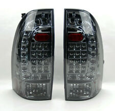Toyota Tacoma 05-14 LED Rear Tail Lights Smoke Smoked Pair RH LH