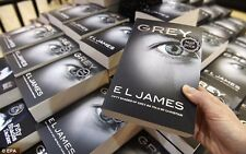 Fifty 50 Shades Of Grey as Told by Christian E.L James Paperback Bestseller Book