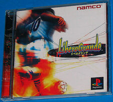 Libero Grande - Sony Playstation - PS1 PSX - JAP Japan