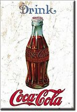 Drink Coca Cola (pt) steel fridge magnet    (de)