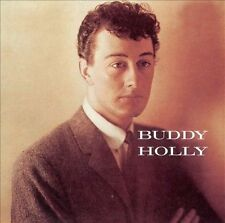 sealed CD Buddy Holly solo album 15 trx Peggy Sue Everyday Rave On Words of Love