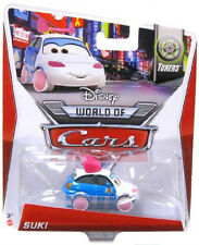 DISNEY PIXAR CARS SUKI TUNERS 1:55 2/8 *NEW*
