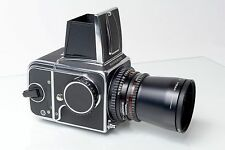 Hasselblad 500C/M + Carl Zeiss 50 mm 1:4 Distagon + Magazin A12   Top Condition