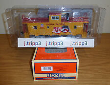 LIONEL 6-82202 UNION PACIFIC UP BIG BOY COMMEMORATIVE CA-4 CABOOSE TRAIN O SCALE