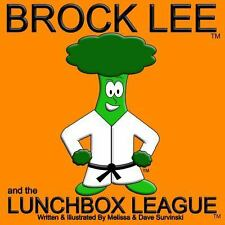 Brock Lee and the Lunchbox League by Melissa Survinski and Dave Survinski...