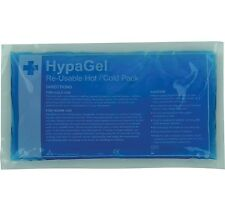 LARGE REUSEABLE HOT COLD PACK - SPRAINS, SWELLING, CRAMPS, BACKACHE, TOOTHACHE