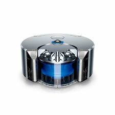 New ! Dyson 360 Eye RB01NB Robot Vacuum Cleaner Cyclone Nickel Blue From Japan