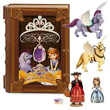 Disney SOFIA SECRET LIBRARY MUSICAL Doll Play Set Figures Sophia Electra Pegasus