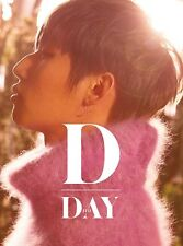 New D-LITE from BIGBANG D-Day First Limited Edition CD DVD Japan AVCY-58486 EMS