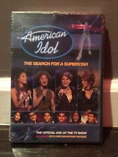 American Idol: The Search for a Superstar (DVD, 2002)