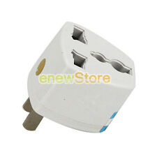 Universal EU/UK/AU to US USA Travel Charger Adapter Plug Outlet Converter EN
