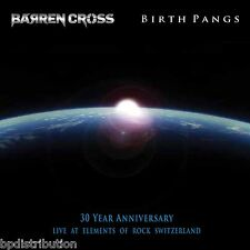 BARREN CROSS - BIRTH PANGS (*NEW-2-CD, 2014) Classic Christian Metal