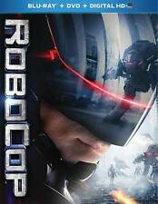 Robocop (Blu-ray/DVD, 2014, 2-Disc Set) New
