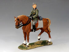 King & Country - World War II German Mounted Adjutant FOB055 WWII 1940