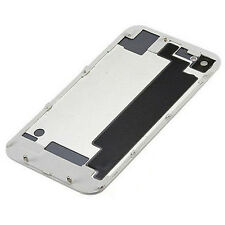 Replacement Battery Cover Back Door Rear Glass For iPhone 4 4G 4S + Screws+Tools