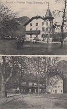 35374/62- Gasthof Geiger Kramsach Tirol Bezirk Kufstein um 1920