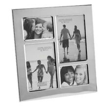 Silver plated Multi Aperture Collage Photo Frame NEW  20060