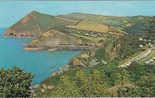 View From Newberry Hill & Caravan Site, COMBE MARTIN, Devon