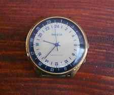 Soviet USSR Vintge RAKETA 24 hour. Polar Antartic watch. 2623 movement.