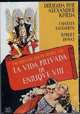 La vida privada de Enrique VIII (DVD Nuevo)