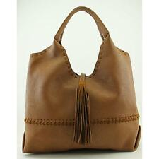 Big Buddha Portofino Shoulder Bag Women Brown Shoulder Bag Blemish  15745