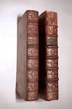 LAMET ET FROMAGEAU. LE DICTIONNAIRE DES CAS DE CONSCIENCE. 1744. 2 VOLUMES