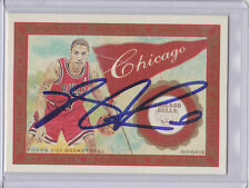 Derrick Rose SIgned 08-09 Topps Murad Rookie Card - Auto