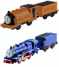 Fisher Price Trackmaster Thomas & Friends Hank & Duke Motorized Train Free Ship